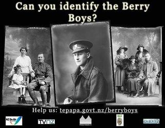 The Berry Boys