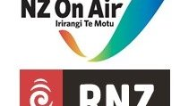 RNZ NZ On Air combined logo