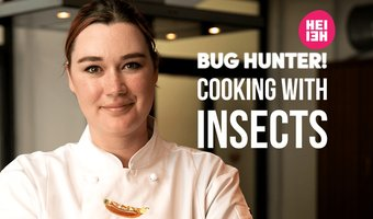Bug Hunter! Cooking with Insects