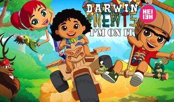 Darwin & Newts: I'm On It