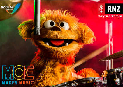 Moe Makes Music