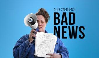 Alice snedden bad news