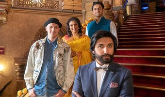 The Great New Zealand Dance Masala