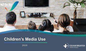 Children's Media Research 2020