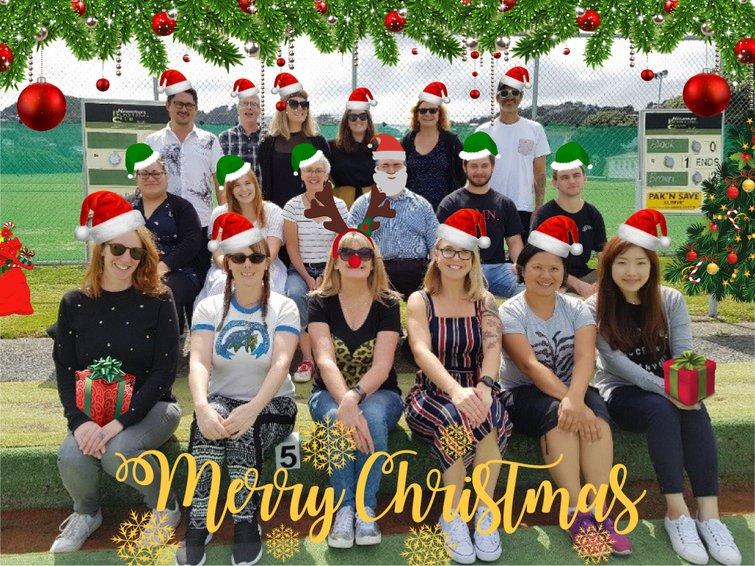 Christmas - Staff